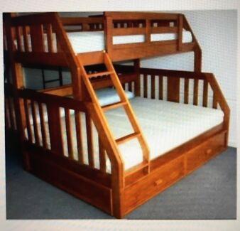 Timber Bunk Bed