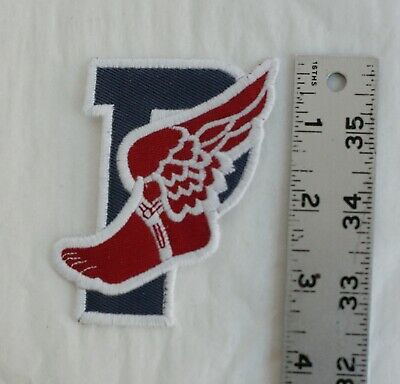 P Wing Patch New Vintage Polo Ralph Lauren 90's OG rare pwing 1992 stadium 93