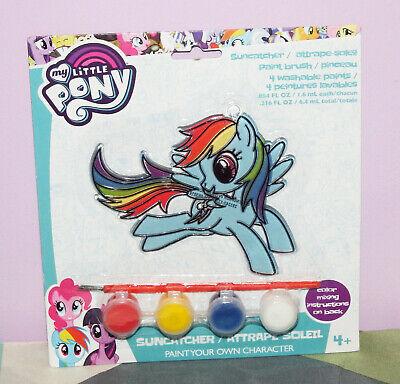 New My Little Pony Rainbow Dash Suncatcher