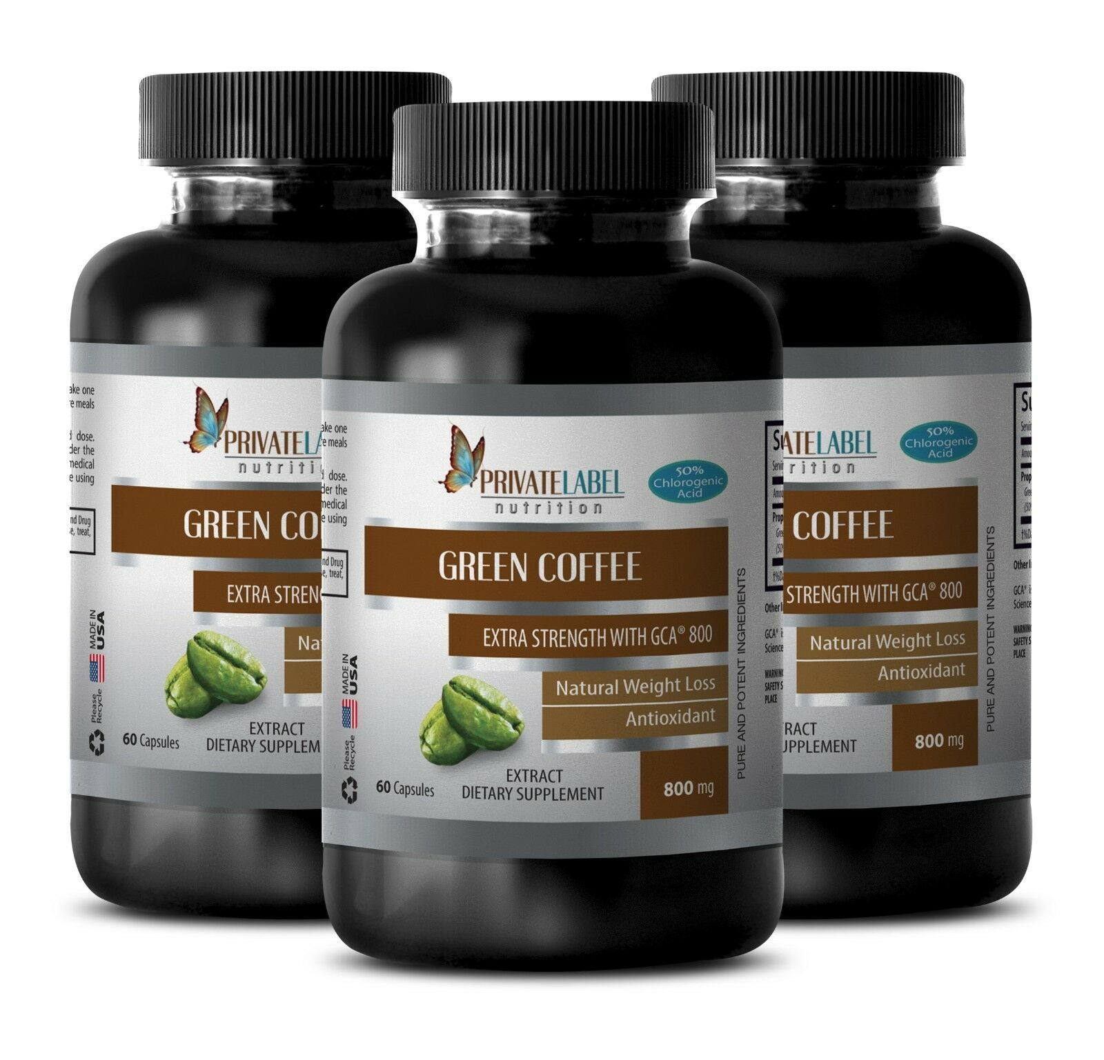 Weight Loss Juice Cleanse - Green Coffee Gca® 800mg 3b - ...