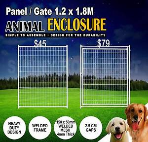 1.2x1.8m  Animal  Pet enclosure mesh panel dog run kennel 10% OFF Richlands Brisbane South West Preview