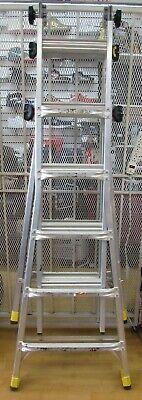 Gorilla Glmpxa-22 Aluminum Multi-position 22ft Ladder 300 Lbs Type Ia Mpxa