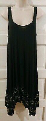 Nally Millie Sleeveless A-Line Dress M