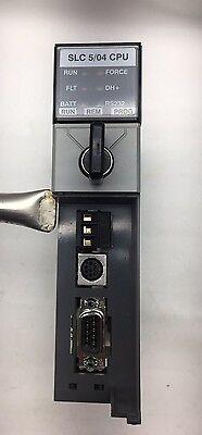Allen Bradley 1747-l541 C Slc 500 Slc 504 Cpu Controller Processor
