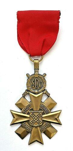 Vintage Sons Of Confederate Veterans Medal