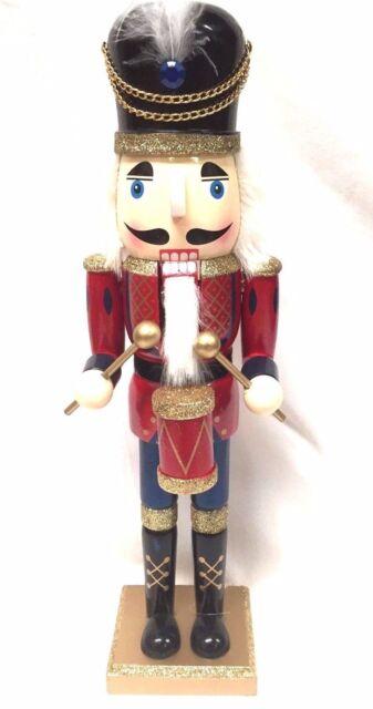 KAEMINGK Traditional Soldier Wood Nutcracker Christmas Ornament ...
