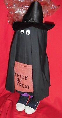 Cute Thomas Pacconi Halloween Decor Small Trick Or Treat Stuffed Child - 31