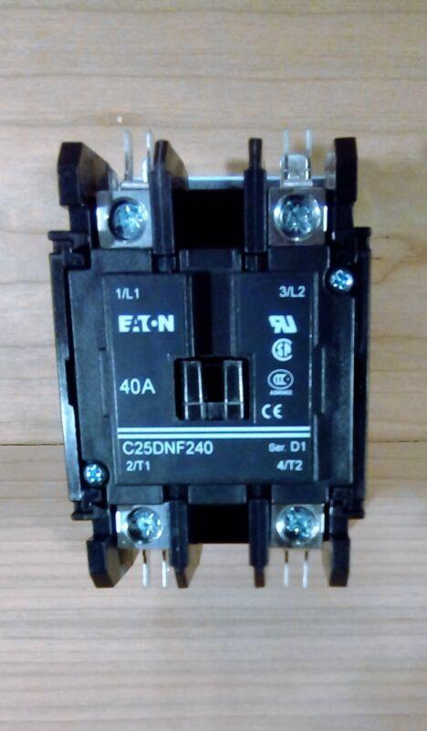 Eaton/Cutler Hammer C25DNF240B Contactor