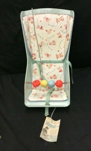 Vintage Infanseat Baby Carrier Infant Seat Mid Century Eldora Iowa
