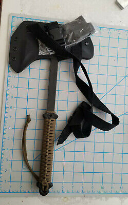 DRD Tactical Securis 039 Tomahawk Hunting Axe Knife