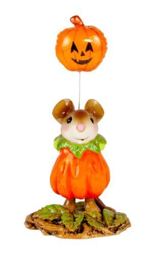 Wee Forest Folk M-695 Pumpkin Partier (NEW)