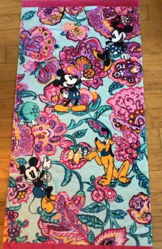 Vera Bradley Disney Beach Towel Mickey