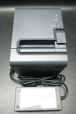 Epson Tm-l90 Pos Usb Thermal Receipt Printer M313a W Power Supply