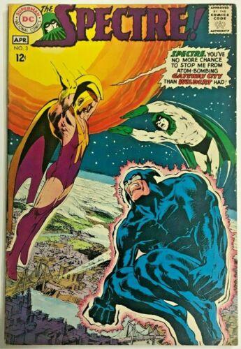 SPECTRE#3 FN 1968 DC SILVER AGE COMICS