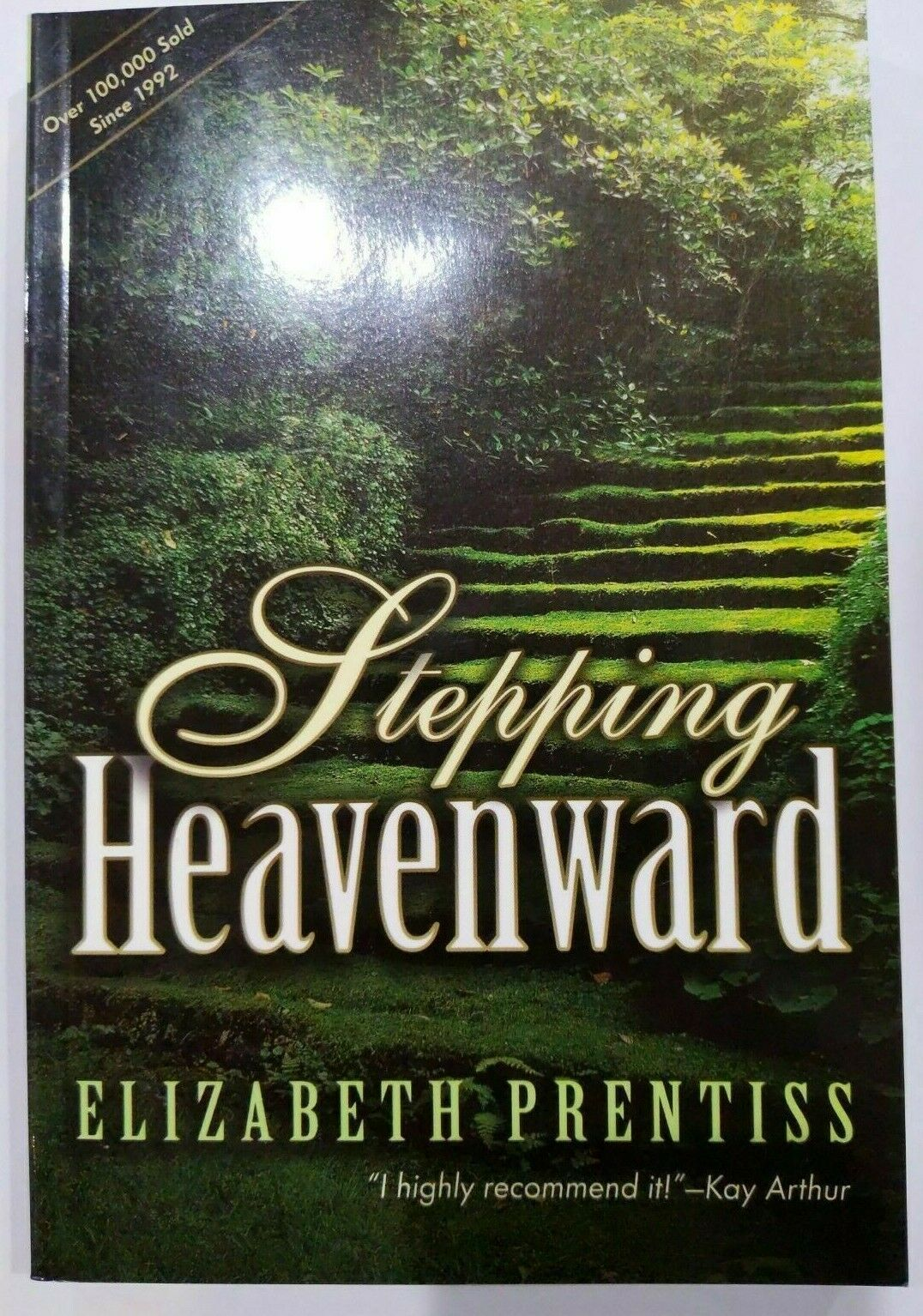Stepping Heavenward By Elizabeth Prentiss 2001 Paperback Book - $1.17