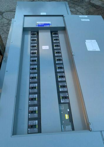Square D HCM 600 Amp 480V I-Line Panelboard Main Lug Only MLO