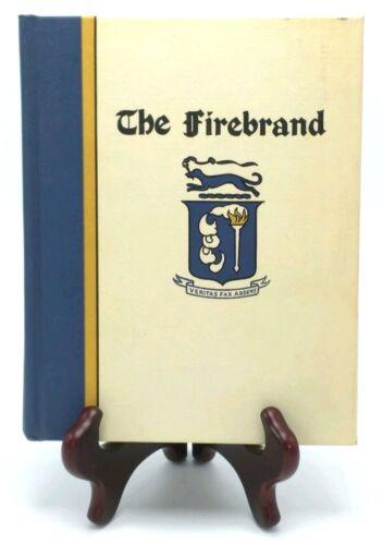 """1965 DOMINICAN COLLEGE YEARBOOK, San Rafael - """"The Firebrand"""""""