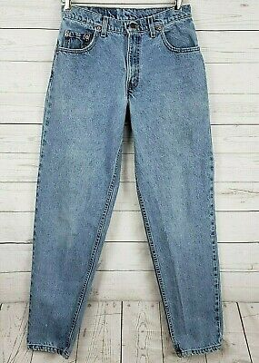 Vintage Levis 560 Mens Jeans Loose Fit Tapered Leg 30x32 USA Lightly Distressed