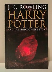 Harry Potter and the Philosopher's Stone - Adult Edition
