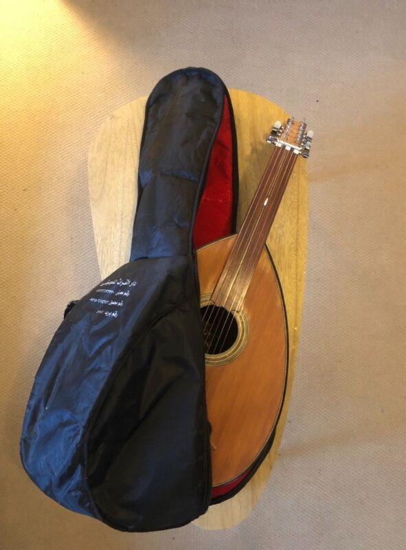 Handmade Oud Musical Instrument