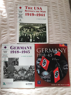 Modern History Year 11 ATAR Textbooks - USA & Germany