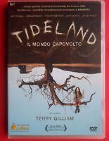 Dvd Movie Tideland Il Mondo Capovolto Terry Gilliam Jeff Bridges Jodelle Ferland -  - ebay.it