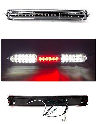 Ford 97-03 F150 04 Heritage Excursion Black LED Third 3rd Brake Light Tail Lamp