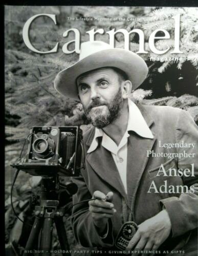 Ansel Adams Carmel Magazine 2017