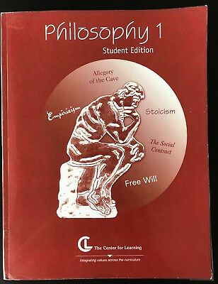 Social Studies: Philosophy Student : Curriculum Unit by Center for Learning...