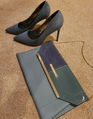 River Island Shoes / Heels (size 6) and matching Bag