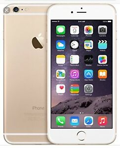 Iphone 6plus gold 64g