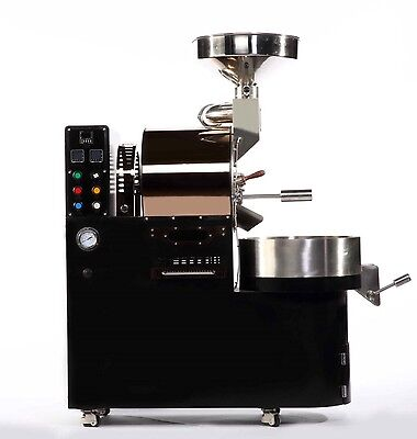 Bc-7 Commercial Coffee Roasters