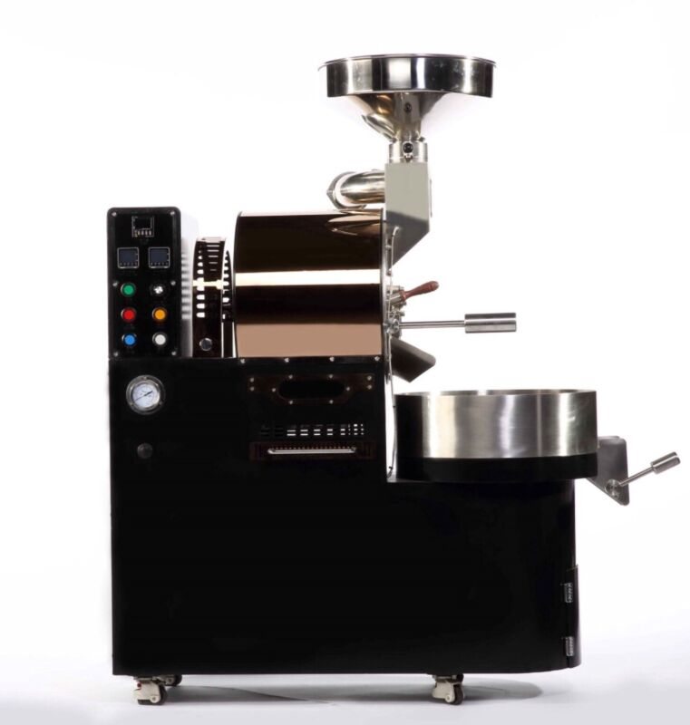 BC-8MD COMMERCIAL COFFEE ROASTERS (Single Wall Model)