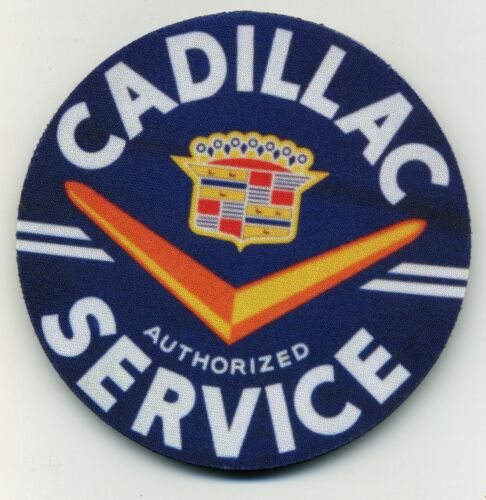 Cadillac Authorized Service - General Motors Drink COASTER