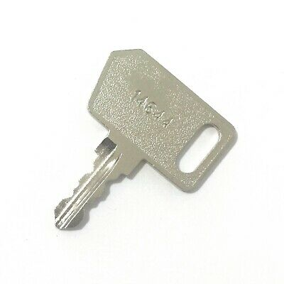 Terex Generation 7 Articulated Dump Truck Adt Ignition Key 14644