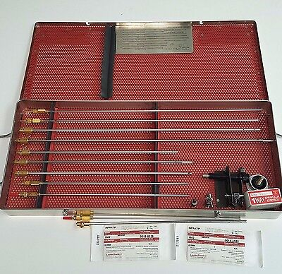 Lasersonics 2500 Infraguide Gynecology Kit Spare Parts