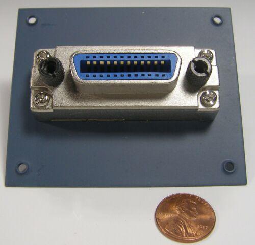 Unknown Brand GPIB Bulkhead Connector