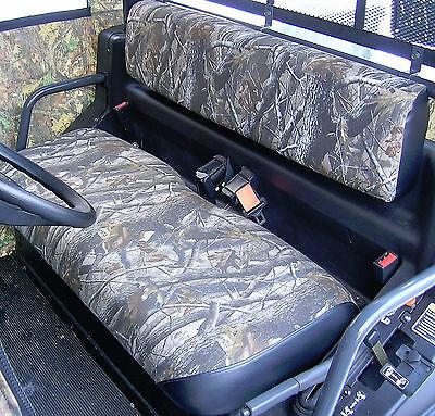Kubota rtv 900 utv camo seat cover FITS  2006-2010