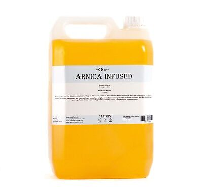 Arnica Aceite Infusión En Girasol Aceite - 5 Litros (HE5KARNI)