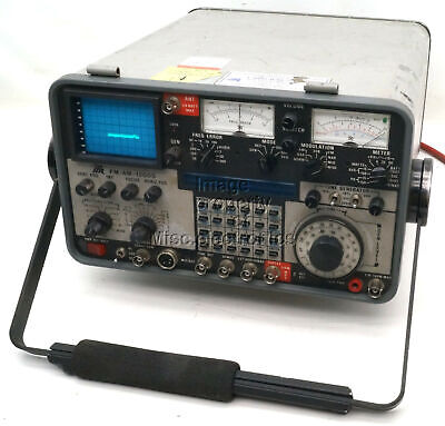 Ifr 1200s Communications Radio Service Monitor Amfm