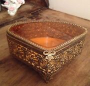 Ormolu Jewelry Box