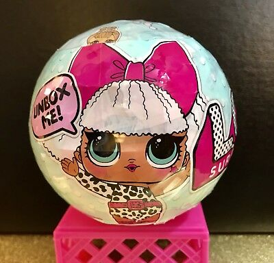 LOL SURPRISE! Doll Series 1 BALL Dolls L.O.L. NEW