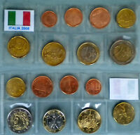 Italia 2008 - Serie Completa 8 Monete In Blister -  - ebay.it