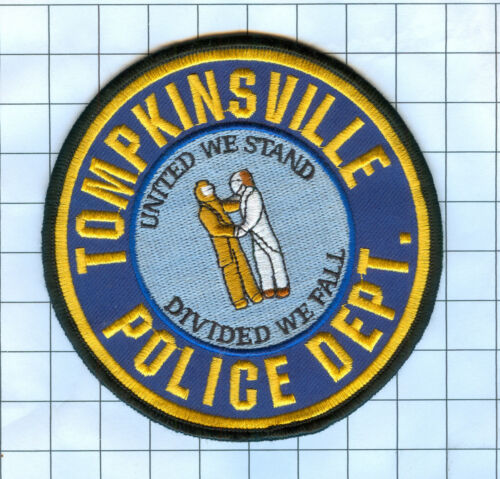 Police Patch  - Kentucky  - Tompkinsville