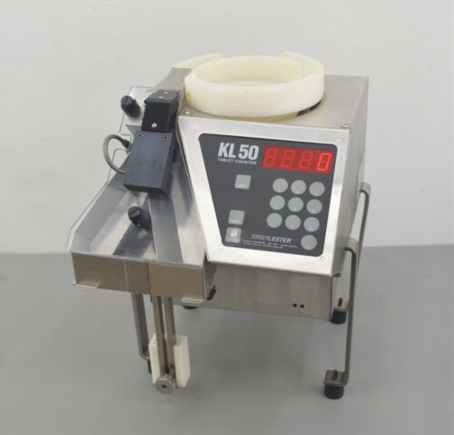 Kirby Lester KL50 Electronic Table-Top Pill Tablet Capsule Counter