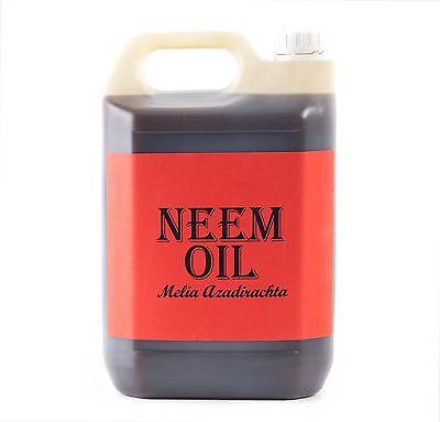 Mystic Momente | Neem Trägeröl - 100% Pur - 5 Liter