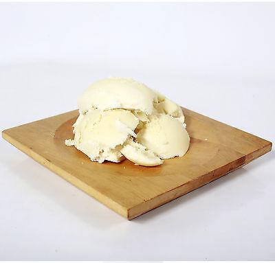 Shea Butter Unraffiniert - 100% Pur und Natürliche - 500 G (Butt500sheaunre) Natürliche Shea Butter