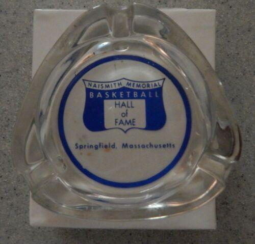 Naismith Memorial Basketball Hall of Fame Ashtray - Springfield, Massachusetts