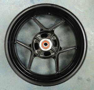 2004-2010 Kawasaki ZX-10 Rear wheel, rear rim