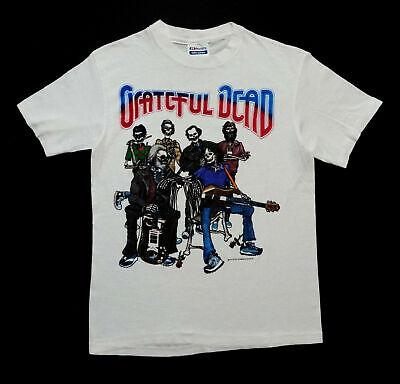 The Grateful Dead Halloween (Halloween Shirt Grateful Dead Shirt T Shirt Vintage 1987 In The Dark Touch)
